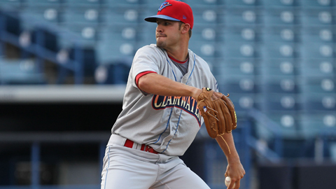 Adam Morgan was named a Florida State League All-Star this season.