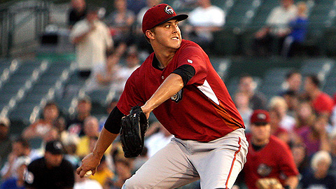 Jameson Taillon threw five shutout innings in his Double-A Altoona debut.